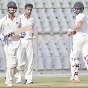 Ranji Trophy: Lad, Patil rally Mumbai against champions Karnataka