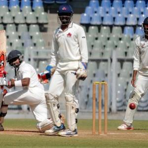 Ranji Trophy: Sensational win for Delhi as 20 wickets fall on day 3