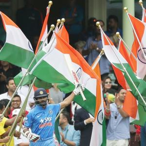 'Jaded Team India does not look like a champion side'