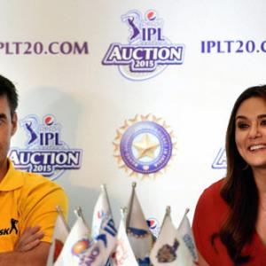 IPL 8 Auction: The players, their price