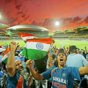 Applaud the Indian Cricket Team!