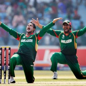 Bangladesh's Shakib on the verge of achieving unique record