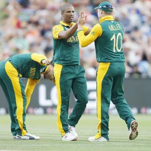 How will South Africa deal with Philander's absence?
