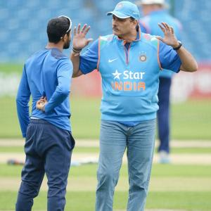 Shastri's contract ends, India set to get a new coach