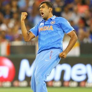 Stats: Ashwin spins his way to new highs