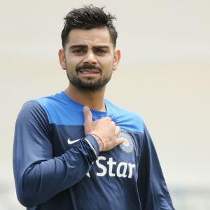 Trial by fire for Kohli's leadership as visitors seek redemption