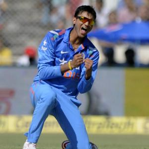 Axar, Binny in World Cup squad but no place for Yuvraj