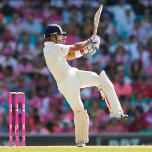 Kohli first to hit 3 hundreds in consecutive innings as captain