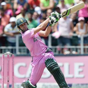 How De Villiers rewrote cricketing history