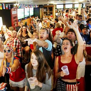USA parties like it's 1999 after Women's World Cup victory