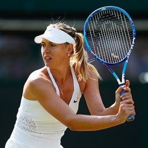 Wimbledon: Sharapova doesn't stand a chance against super Serena!
