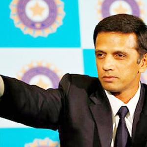 Dravid reveals the greatest pacer he has faced