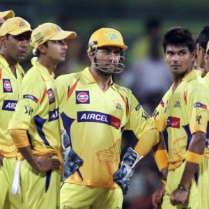 Two new teams to replace CSK and RR?