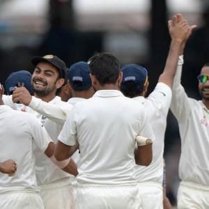 Meet India's Test squad for the Sri Lanka tour