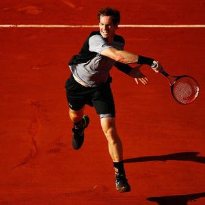 Cool Murray reverses fortunes against claycourt lover Ferrer