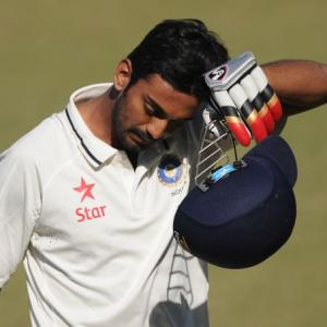 KL Rahul fails again but gets team management backing