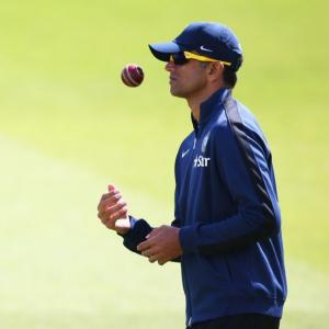 Karun, Jayant success is created by Virat, Anil: Dravid