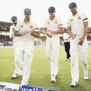 Australia coach Lehmann is having a 'good headache'
