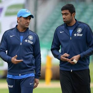 Ashwin has bailed me out in a lot of situations: Dhoni