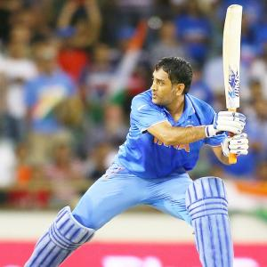Is 'Captain Cool' losing his cool?