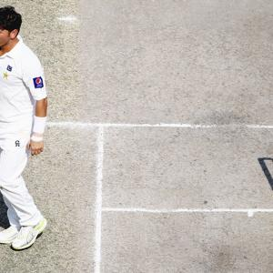 Setback for Pakistan, Yasir Shah suspended for three months