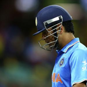 Is it time for Dhoni to stand down as ODI captain?