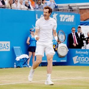 Murray seeded third, Nadal 10th at Wimbledon