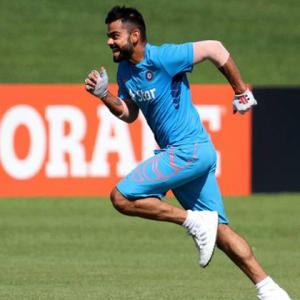 Kohli's foul-mouthed tirade at journalist reported to ICC, BCCI