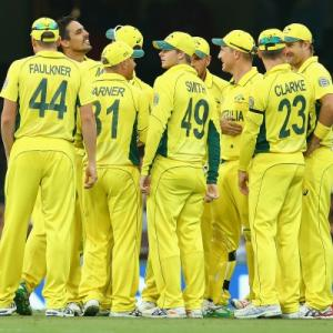 PHOTOS: Australia thrash Sri Lanka by 64 runs in Sydney