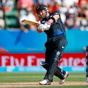 Do current ODI rules make it too easy for batsmen?