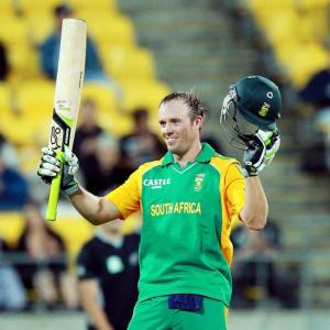 De Villiers atop MVP standings at World Cup, Kohli 24th