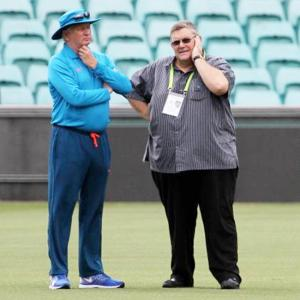 Pitch perfect? Team India coach, Atkinson inspect SCG strip