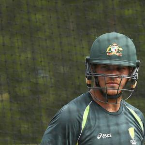 Finch reckons he's close to the 'big one'