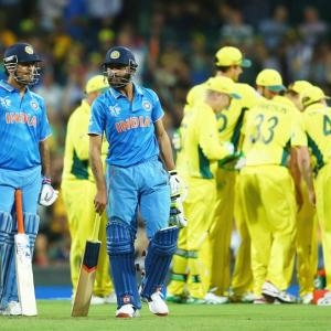 India-Australia ODIs: The record so far