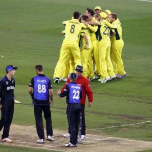 New Zealand's ride of a lifetime ends in defeat