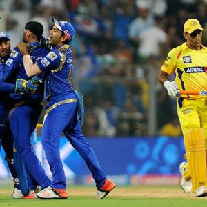 IPL: Mumbai Indians thrash Chennai Super Kings to enter final