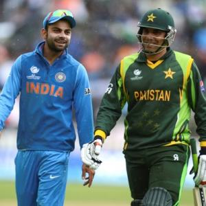 Decision on Indo-Pak series soon, says BCCI
