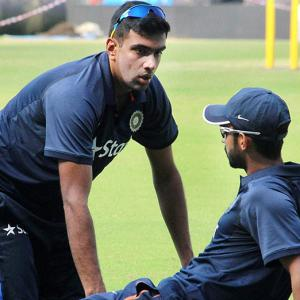 'In the last six months Ashwin has got back to basics'