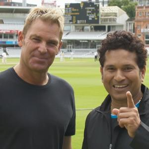 Warne picks who he would chose to bat for his life