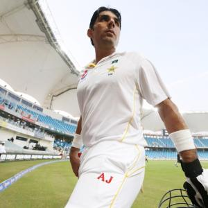 All you need to know about Pakistan Test captain Misbah-ul-Haq
