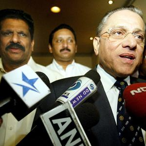 Jagmohan Dalmiya: The man who showed who is the boss