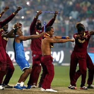 Never write the Windies off!