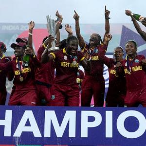 West Indies women stun Australia to win World T20 title