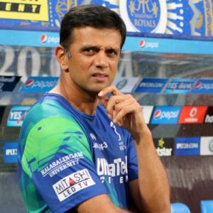 Is Dravid ready to take over as India's coach? Here's what he says...
