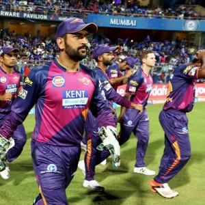 Shifting IPL matches not solution to drought: Dhoni
