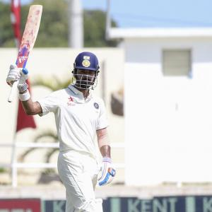 Rahul hits 158 to put India in command on Day 2