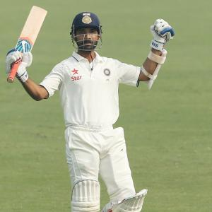 Rahane decodes his century against West Indies