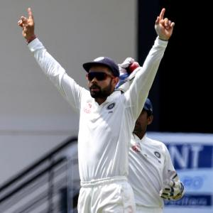 5 BIG gains for Captain Kohli from West Indies Tests