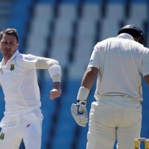 Steyn leads South Africa to series win vs New Zealand