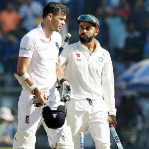 Inzamam slams Anderson over comments on Kohli